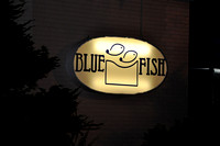 Blue Fish Suishi Opening Party