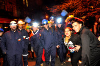 Halloween Parade NYC Oct 31