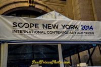 Scope Art Show NYC 2014